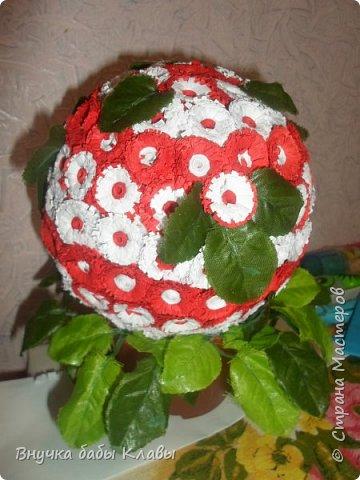 Все три цветочных шара разошлись на подарки)))) фото 1