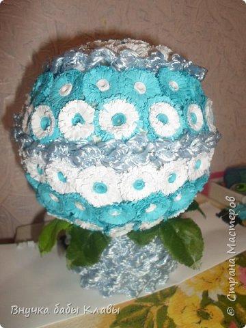 Все три цветочных шара разошлись на подарки)))) фото 2