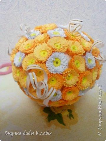 Все три цветочных шара разошлись на подарки)))) фото 3