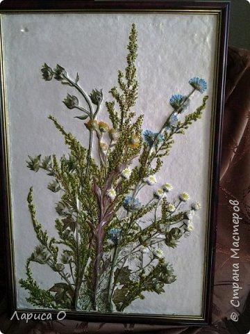 цветочный барельеф из гипса фото 4