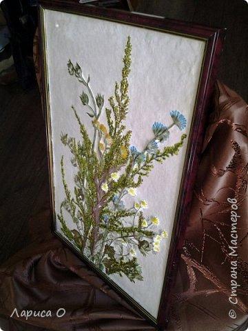 цветочный барельеф из гипса фото 3