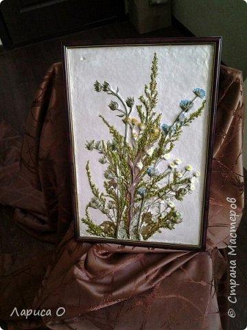 цветочный барельеф из гипса фото 5