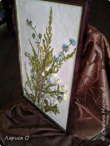 цветочный барельеф из гипса фото 7