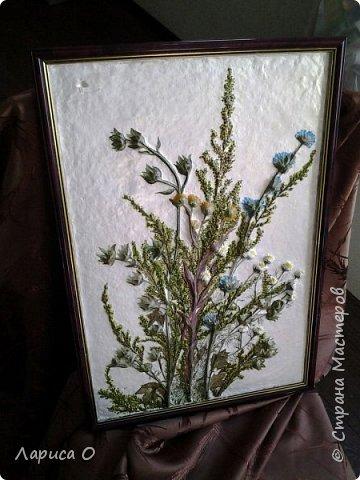 цветочный барельеф из гипса фото 9