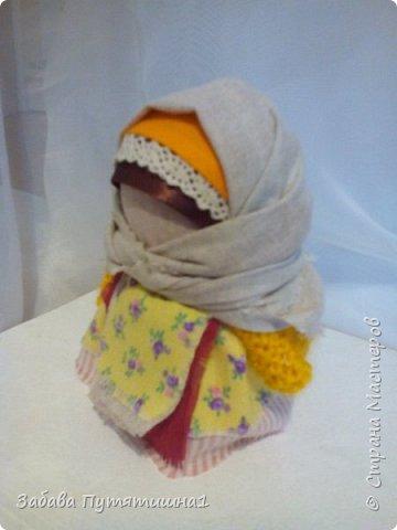 КРУПЕНИЧКА - народная обережная куколка фото 1