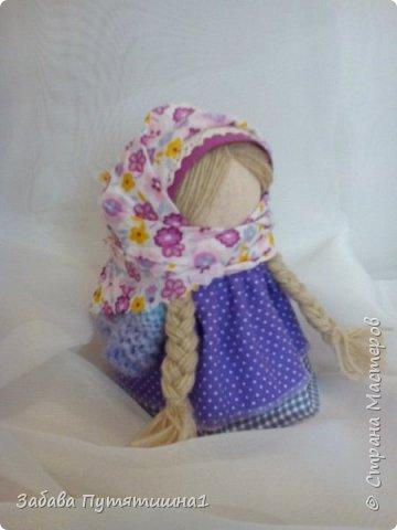 КРУПЕНИЧКА - народная обережная куколка фото 2