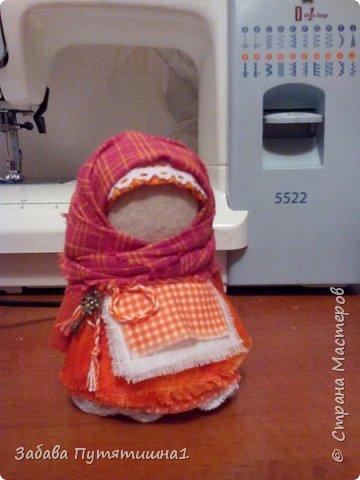 КРУПЕНИЧКА - народная обережная куколка фото 5