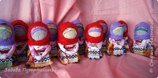 КРУПЕНИЧКА - народная обережная куколка фото 8