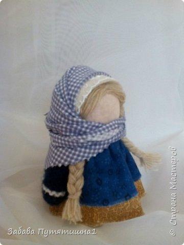 КРУПЕНИЧКА - народная обережная куколка фото 6