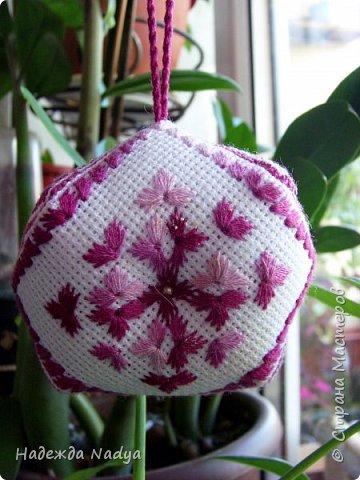 В розово-фиолетовых цветах фото 1