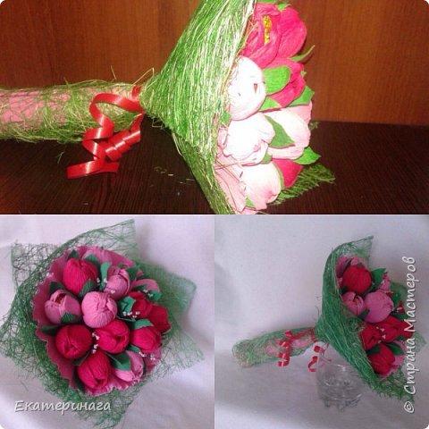 Мини букеты с розами фото 5
