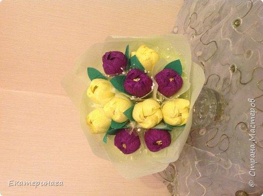 Мини букеты с розами фото 7