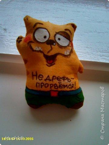 Продолжая работать по мк katysha ya http://stranamasterov.ru/node/923790, я решила рискнуть и сделать вот таких смешных и веселых Котиков. За окном серая и дождливая погода, хочется немного тепла и радости.У меня глядя на таких позитивчиков невольно появляется улыбка на лице :)) фото 5