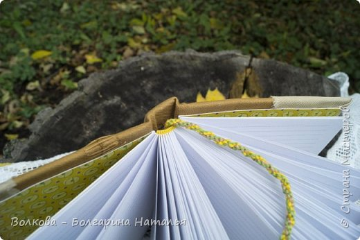 """Всем привет! И зимой, и летом....и осенью кото-блокнотики у меня всегда в особом почёте:)  В работе использовала 2 клиновых листа +  штампик """"Кошка"""" от магазина """"Арт-Кладовая"""".  фото 14"""