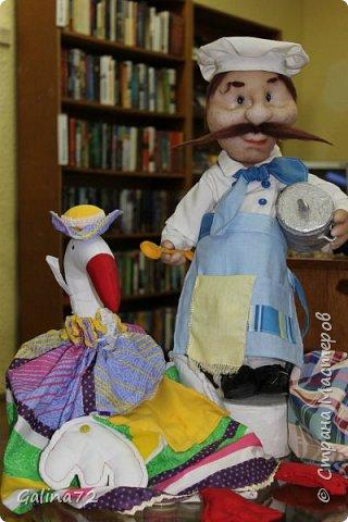 Моя выставка кукол фото 3
