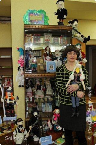 Моя выставка кукол фото 2