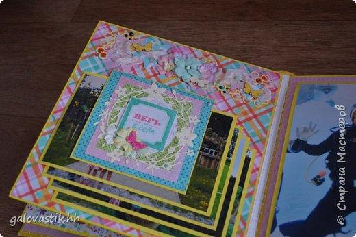 Альбом - книга пожеланий для Ксении на первый юбилей фото 2