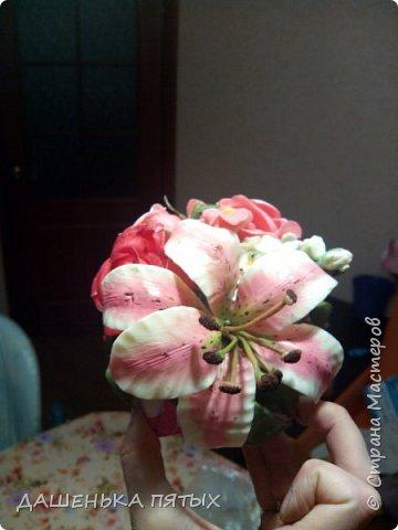 Добрый день:-)решила сдепить небольшой сувенирчик для подружки и вот,получилось:-) фото 8