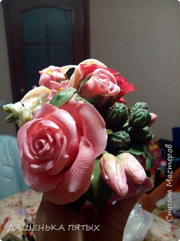 Добрый день:-)решила сдепить небольшой сувенирчик для подружки и вот,получилось:-) фото 7