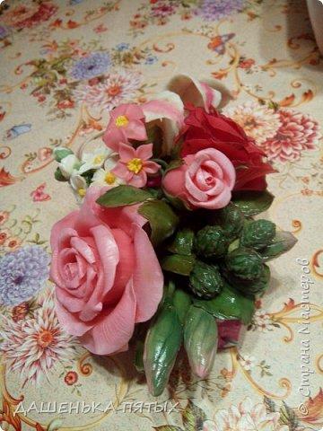 Добрый день:-)решила сдепить небольшой сувенирчик для подружки и вот,получилось:-) фото 4