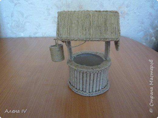 Шкатулка - колодец фото 1