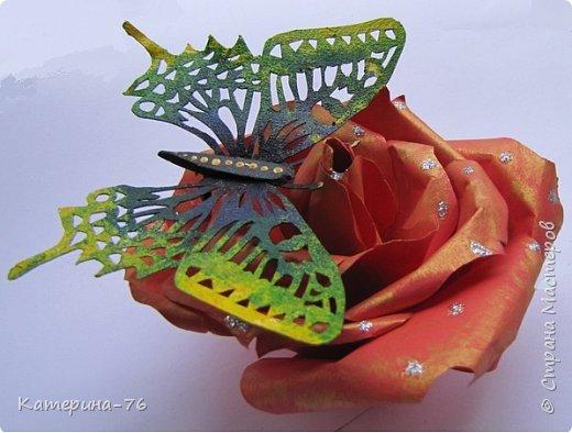 Здравствуйте, дорогие Мастера! И снова я к Вам с воспоминаниями о лете! Хочу представить Вам мои аромабабочки. Увидела в магазине силиконовые формы в виде бабочек и решила сделать аромакамни в виде бабочек. фото 9