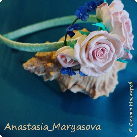 Цветы из фоамирана.  фото 3
