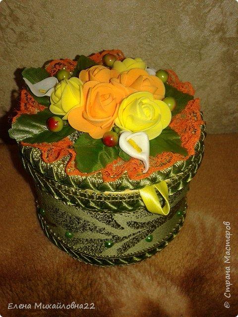 Шкатулочки разноцветные фото 6