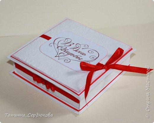 Приветствую всех, кто зашёл на огонёк!   Коллега по работе была приглашена на свадьбу, подарок дарить собиралась денежный. А я, насмотревшись всяко-разной красоты, просто не смогла удержаться и предложила сделать для неё коробочку-открытку для подарка.  Всем мастерам спасибо за вдохновение! Благодаря Вам и я создаю что-то красивое!   Вот такая коробочка-открытка у меня получилась: фото 7