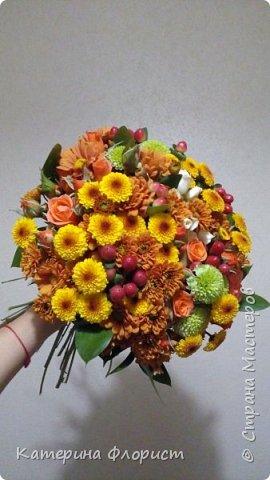 Эустомы и розы фото 10