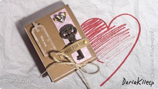 Подарочная упаковка для кольца. За несклько минут! фото 1