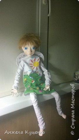 куклы по мативам иллюстраций Виктории Кирдий фото 2