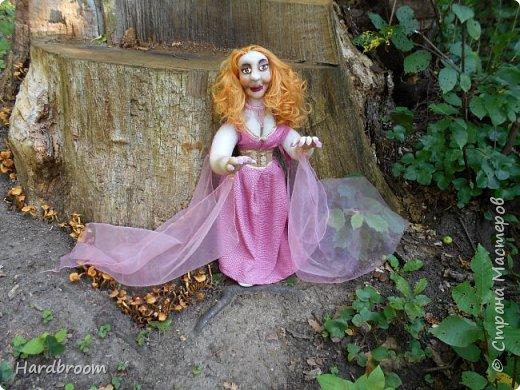 Алира молодая, рыжеволосая девушка довольно привлекательной внешности.   Являясь кровожадной вампиршей, Алира напоминает ангела. У нее чистая и нежная кожа, очень привлекательная фигура. фото 5