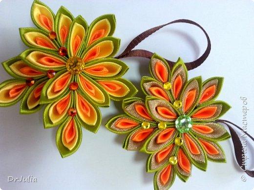 В этом году на День учителя делала вот такие кленовые листья.  фото 7