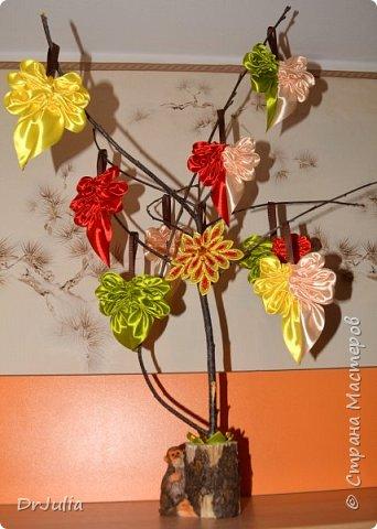 В этом году на День учителя делала вот такие кленовые листья.  фото 14