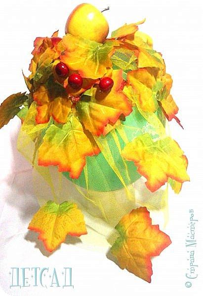 Почему-то Золотая Осень всегда одевает кокошник Решила сломать стереотип и создать шляпку! фото 3