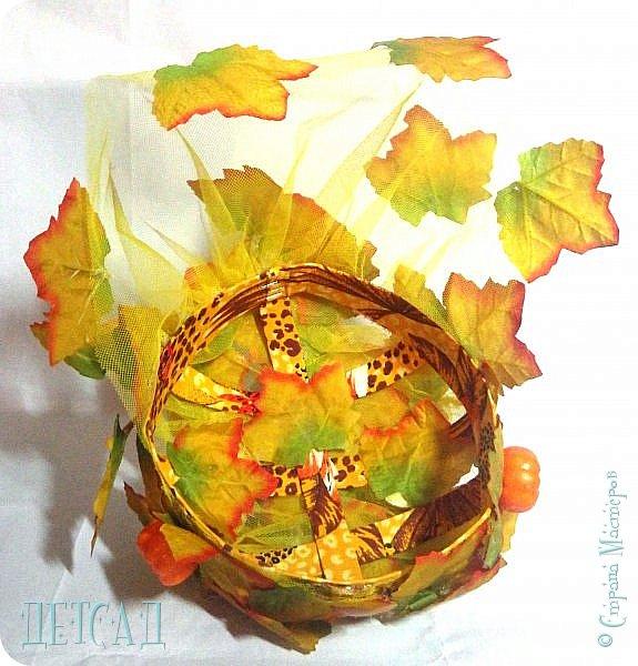 Почему-то Золотая Осень всегда одевает кокошник Решила сломать стереотип и создать шляпку! фото 5