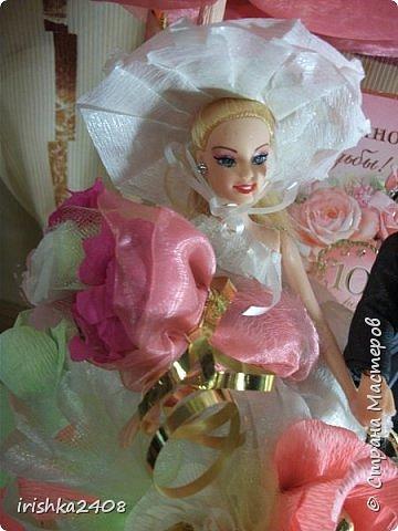 Конфетная кукла фото 7