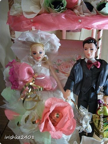 Конфетная кукла фото 4