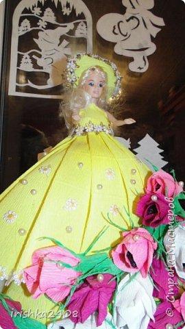 Конфетная кукла фото 1