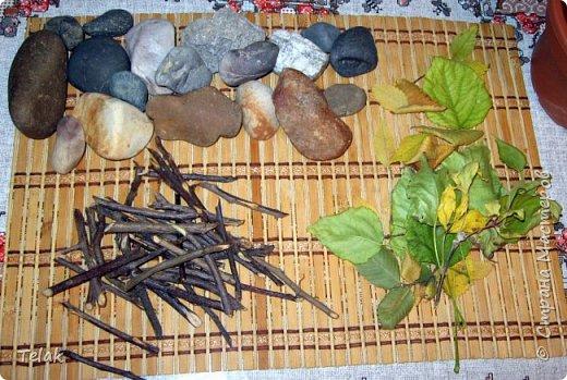 Поделка из природных материалов для детского сада фото 4