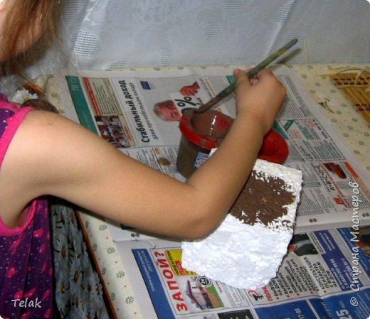 Поделка из природных материалов для детского сада фото 6