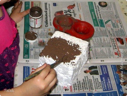 Поделка из природных материалов для детского сада фото 7