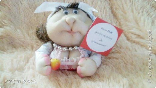 Мои Чулочные Куклы фото 12