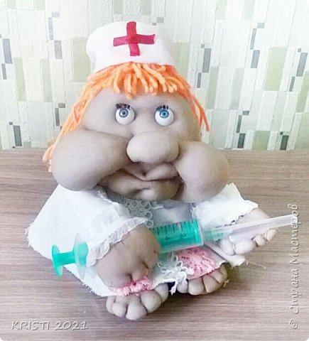 Мои Чулочные Куклы фото 6
