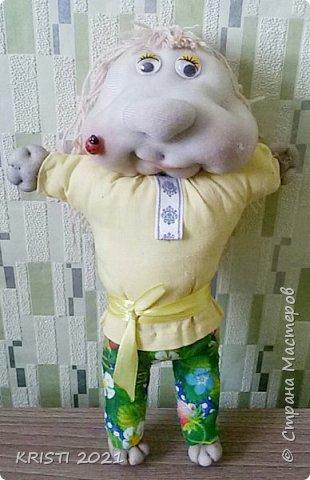Мои Чулочные Куклы фото 7