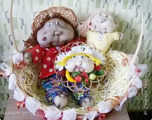 Мои Чулочные Куклы фото 8