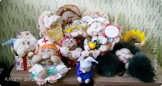 Мои Чулочные Куклы фото 1