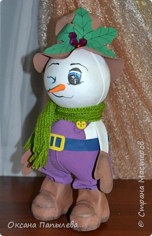Куклы из фоамирана... фото 4