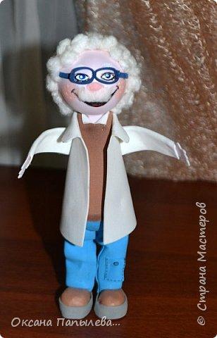 Куклы из фоамирана... фото 6